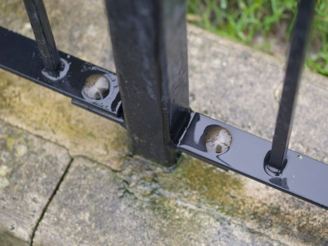 Steel Railings Metal Railings Iron Railings Bolton